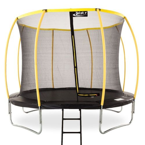 8ft Telstar Orbit Trampoline And Enclosure Package
