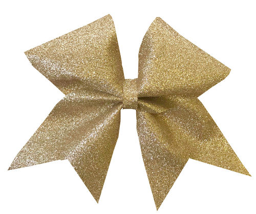 All Glitter Classic Gold Training Bow