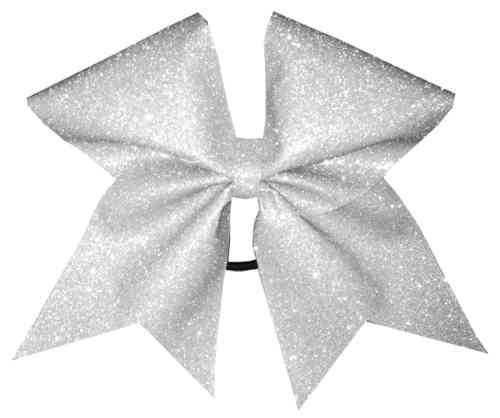 All Glitter Silver Training Bow