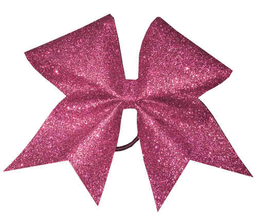 All Glitter Antique Rose Training Bow