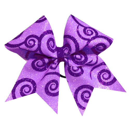 Two Tone Purple Training Bow