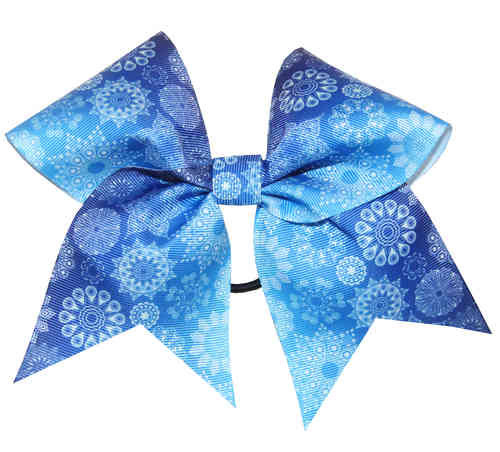 Snowflake Ombre Training Bow