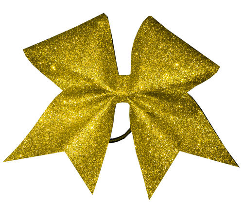 All Glitter Yellow Gold Training Bow