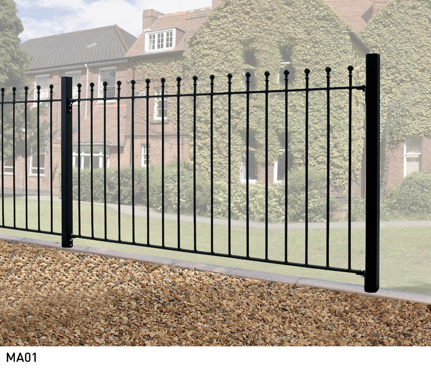 Manor Metal Fencing