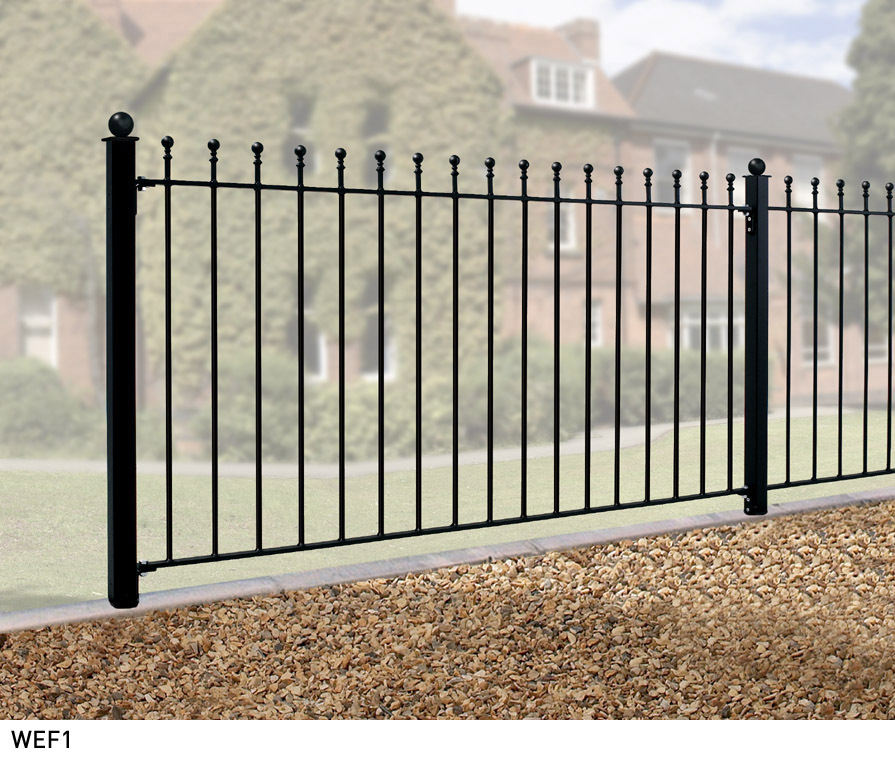 Weston Metal Fencing